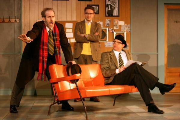 Kevin McKillip (Ira), Andrew Behling (Lucas), Wayne Temple (Milt)