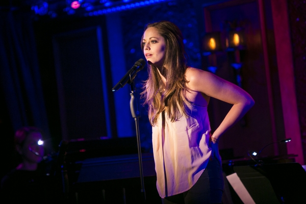 Photo Coverage: Jessica Phillips, Taylor Louderman, Kacie Sheik & More Sing CUTTING-EDGE COMPOSERS at 54 Below