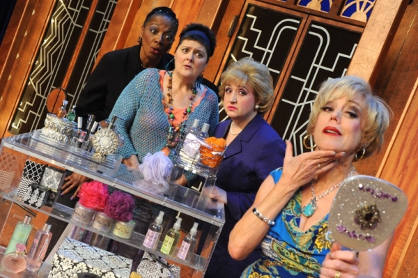 Linda Boston, Megan Cavanagh, Annette Houlian Verdolino, Cherie Price Photo