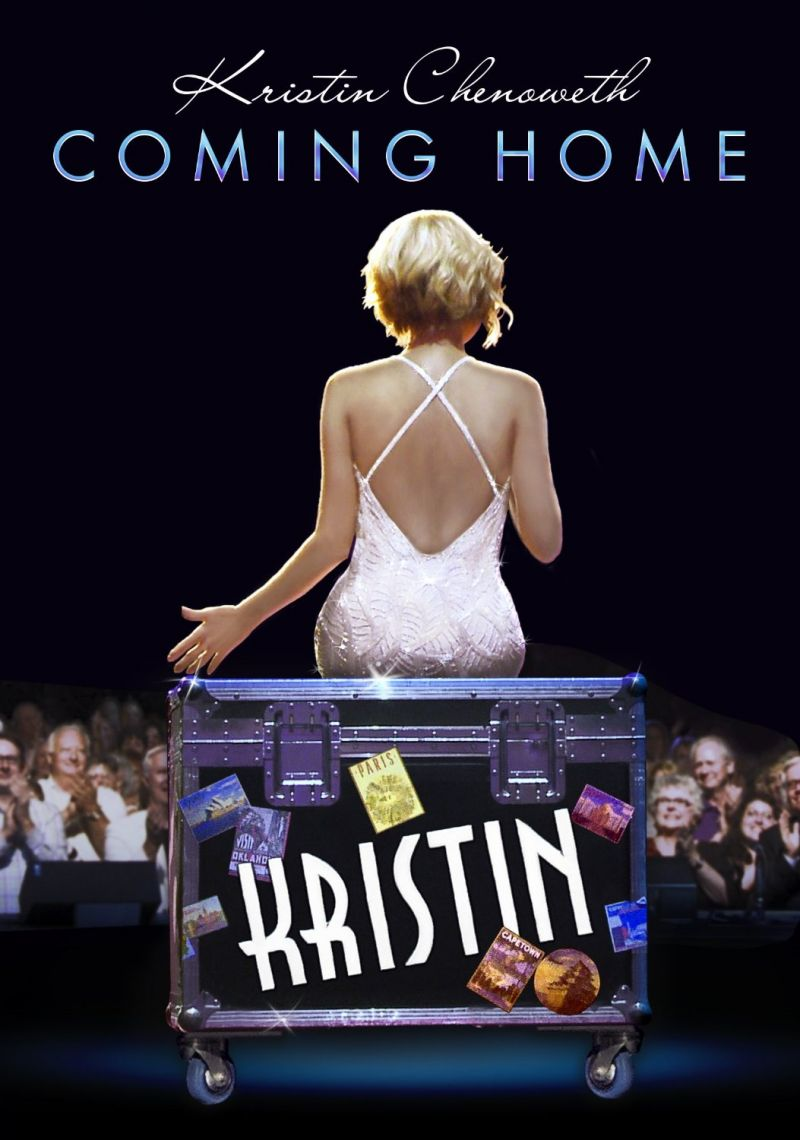Kristin Chenoweth 39 S Coming Home Dvd Now Available For Pre