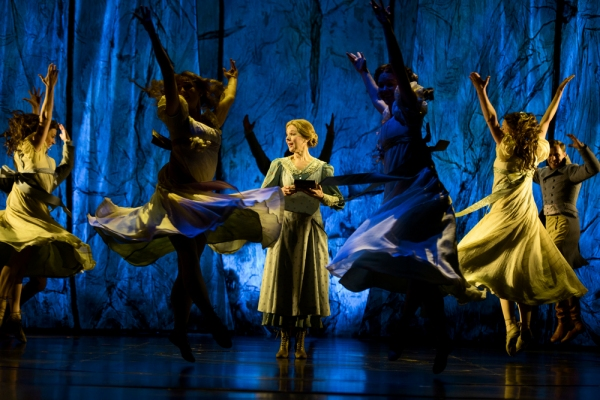 Photo Flash: First Look at Andrew Keenan-Bolger, Terrence Mann, Carolee Carmello & More in the World Premiere of TUCK EVERLASTING!