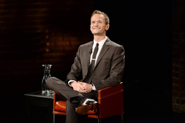 "INSIDE THE ACTORS STUDIO -- ""Neil Patrick Harris"" -- Pictured: Neil Patrick Harris -- (Photo by: Behar Anthony/Bravo)"