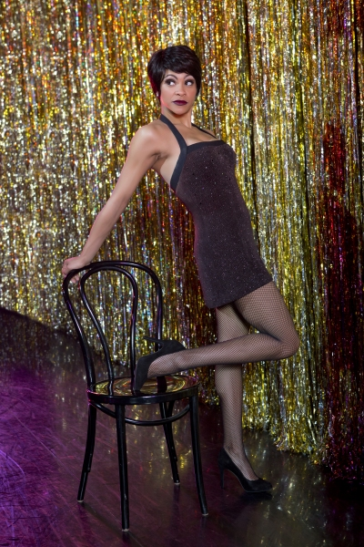 Photo Flash: Welcome to the Cellblock! First Look at Carly Hughes in Broadway's CHICAGO