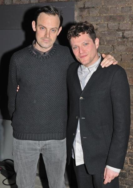 Harry Hadden-Patton and Matthew Bourne