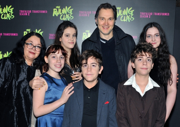 Photo Flash: James McAvoy-Led THE RULING CLASS Opens in the West End