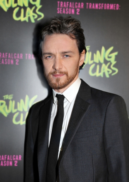 Photo Flash James Mcavoy Led The Ruling Class Opens In