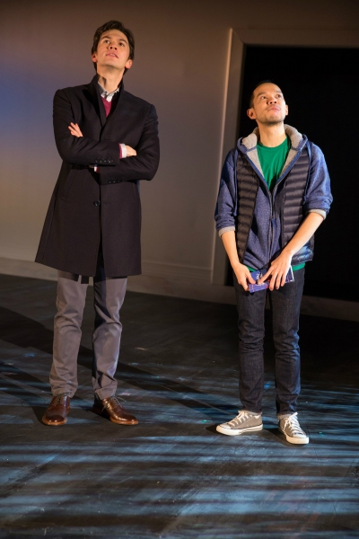 Photo Flash: First Look at CITY OF at Playwrights Realm