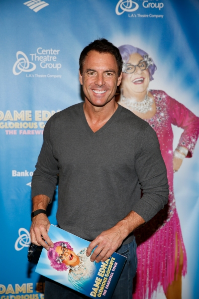 Television personality Mark Steines