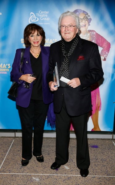 Yvonne Bricusse and composer Leslie Bricusse