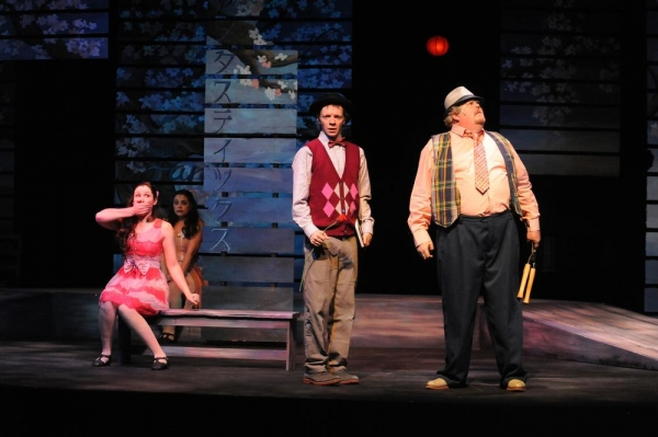 Photo Flash: Phamaly Theatre Compay Opens THE FANTASTICKS Tonight