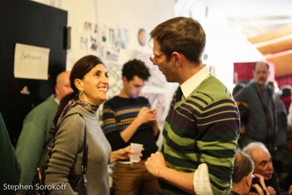 Barbara Fasano & dan Fortune Photo