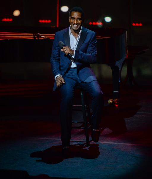 Photos & Exclusive Special Report: Norm Lewis at Lincoln Center's American Songbook