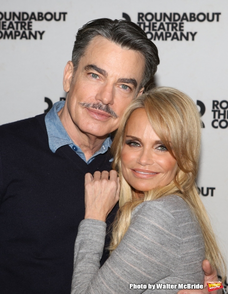 Kristin Chenoweth peter gallagher