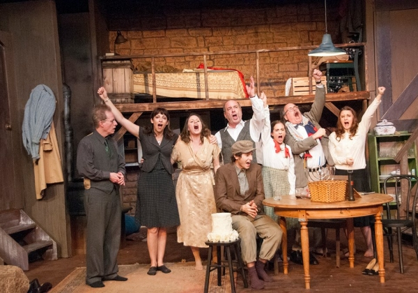 BWW Reviews: THE DIARY OF ANNE FRANK Recounts a Story Never to be Forgotten