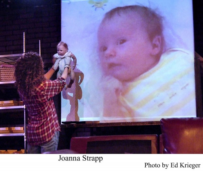BWW Reviews: REBORNING Stuns in Its Brilliant Execution of Its Strange, Unsettling Subject
