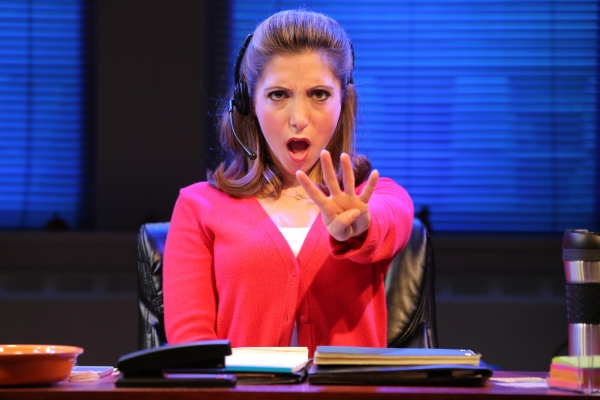 Photo Flash: Christina Bianco Takes on 40 Roles in APPLICATION PENDING!