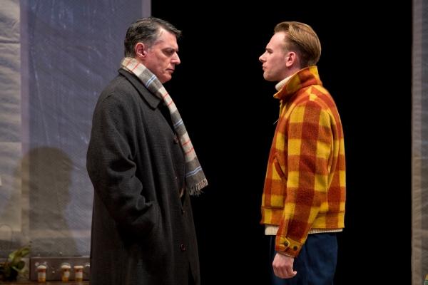 Robert Cuccioli and Timothy Hassler