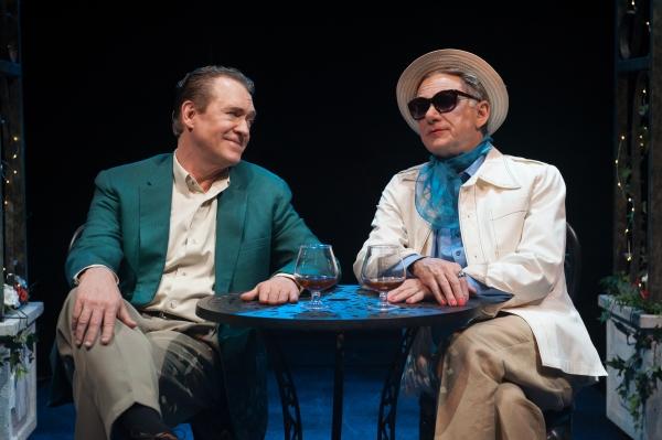 David Hess and Gene Weygandt