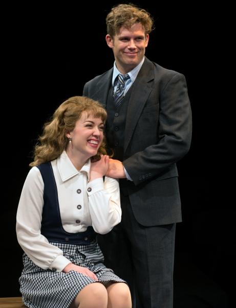 Elizabeth Telford and Brian Bohr Photo