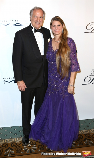 Photo Coverage: On the Red Carpet of the Drama League's 2015 Gala, Honoring James Earl Jones!