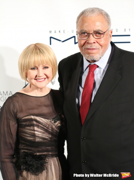 Ceclia Hart and James Earl Jones