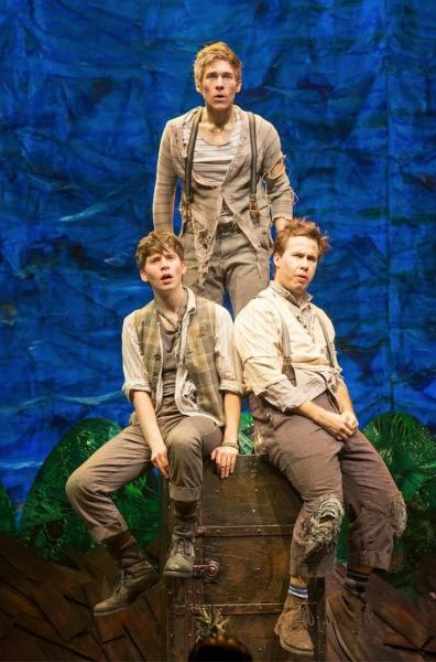 James Crichton, Bryan Welnicki, Nick Lehan Photo