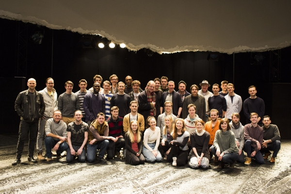 New London Theatre Cast of WAR HORSE