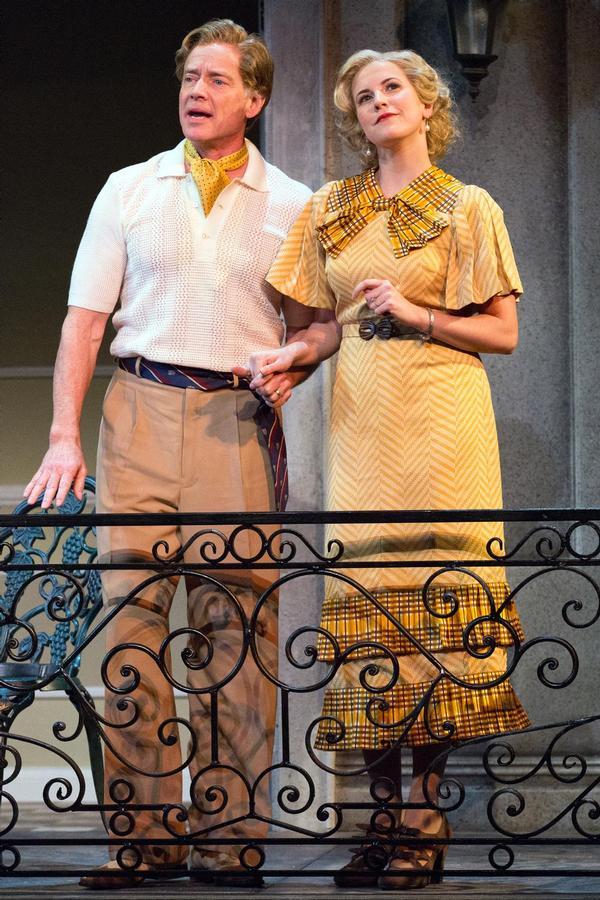 Greg Wood and Lauren Sowa