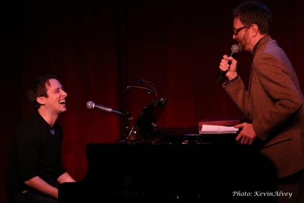 Photo Flash: Rachel Tucker, Tovah Feldshuh & More Perform at CAST PARTY
