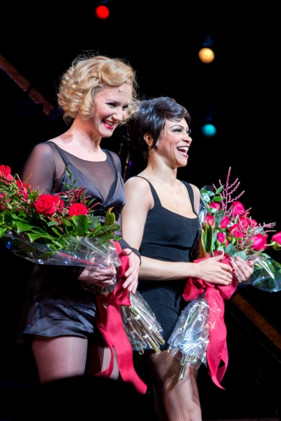Photo Coverage: It's Heaven Nowadays at CHICAGO- Inside Jennifer Nettles and Carly Hughes' First Bows!