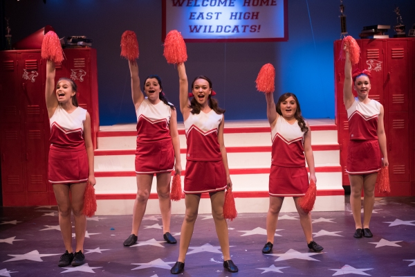 Photo Flash: A Class Act NY Presents HIGH SCHOOL MUSICAL JR