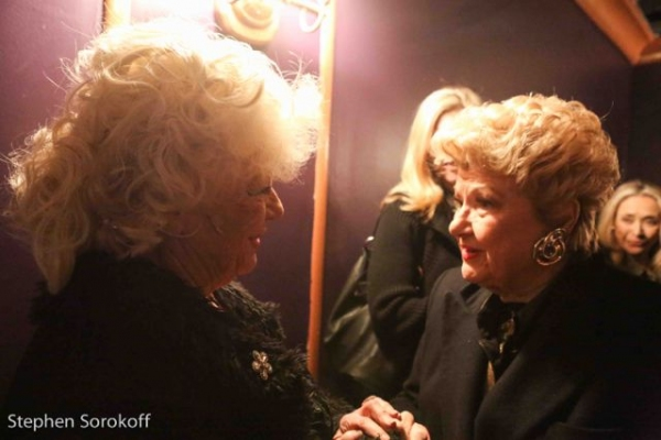 Renee Taylor & Marilyn Maye