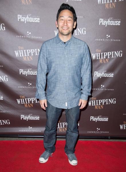 Photo Flash: THE WHIPPING MAN Celebrates Opening at Pasadena Playhouse