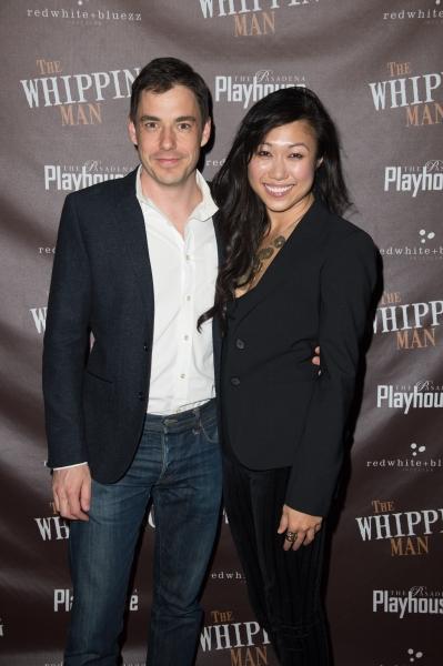 John Sloan and Angela Lin Photo
