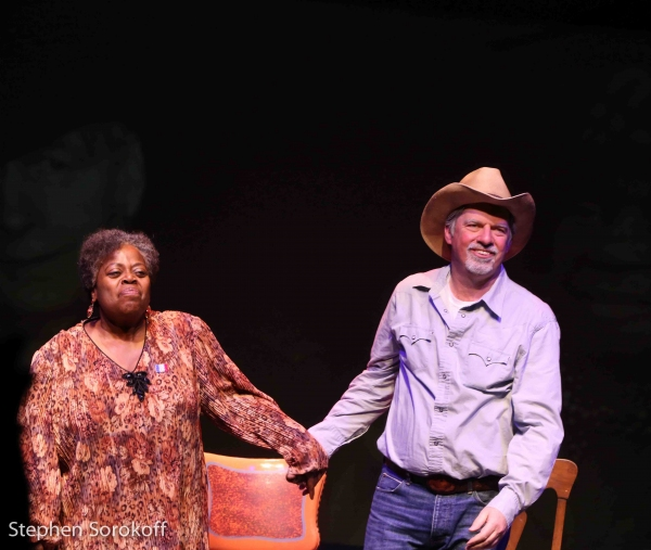 Lillias White & Scott Wakefield