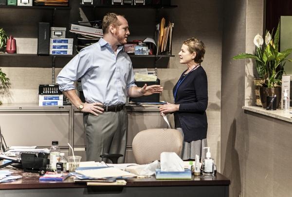 Darren Goldstein and Dianne Wiest