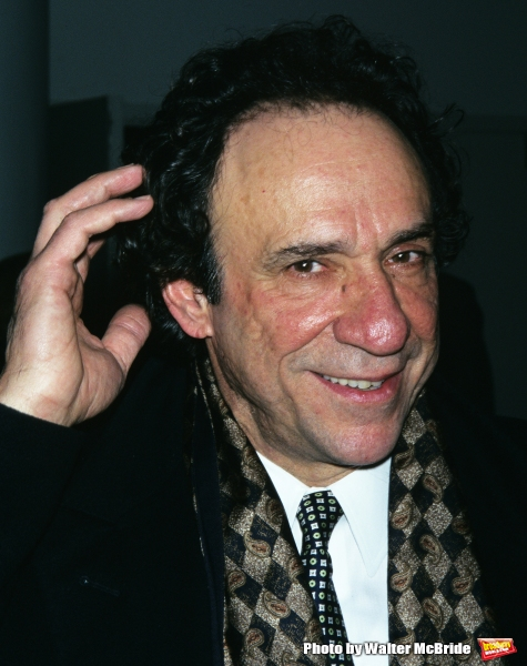 "F. Murray Abraham attending the opening night of ""Three Sisters"" at the Roundabout Theatre in New York City on Febuary 13, 1997."