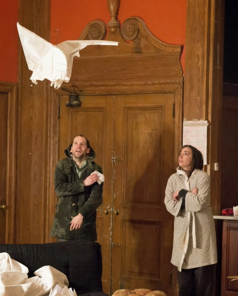 Photo Flash: First Look at Yolo! and Great Griffin's ANIMALS OUT OF PAPER Revival