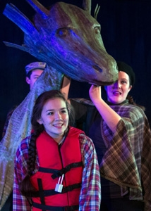 Photos: First Look at the World Premiere of LOCH NESS, A NEW MUSICAL