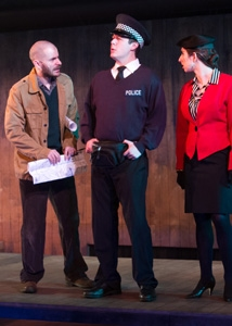 Photo Flash: First Look at the World Premiere of LOCH NESS, A NEW MUSICAL