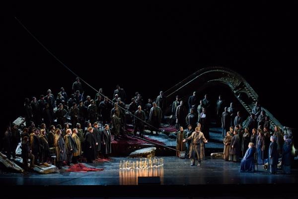 Photo Flash: First Look at Lyric Opera of Chicago's TANNHAUSER, Starring Johan Botha