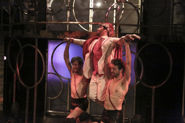 Photos: First Look at DOMA Theatre Company's JESUS CHRIST SUPERSTAR