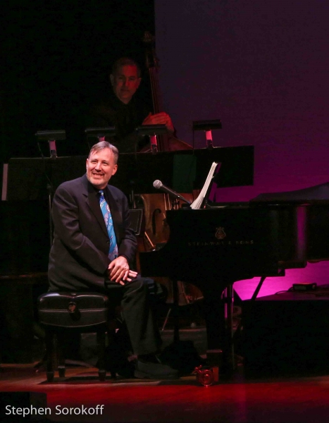 John McDaniel,music director, arranger/orchestrator & piano