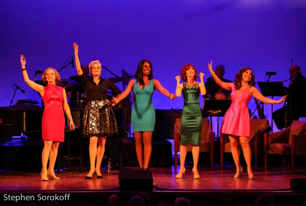 Nancy Anderson, Cady Huffman, Zakiya Young, Erin Maguire, Andrea Burns Photo