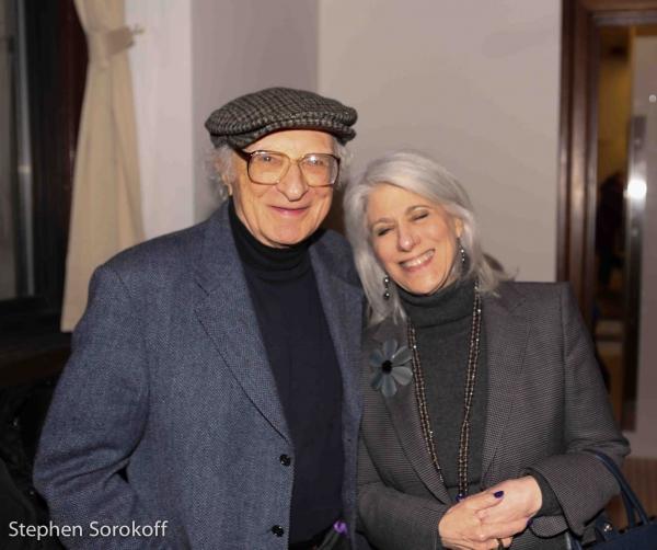 Sheldon Harnick & Jamie deRoy