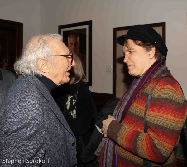 Sheldon Harnick & Charles Busch