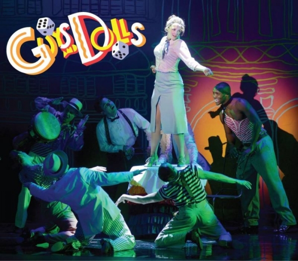 Photos: First Look at the New GUYS AND DOLLS National Tour