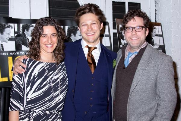 Eva Price, Benjamin Scheuer, Sean Daniels Photo