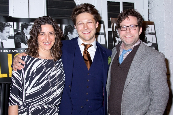 Eva Price, Benjamin Scheuer, Sean Daniels