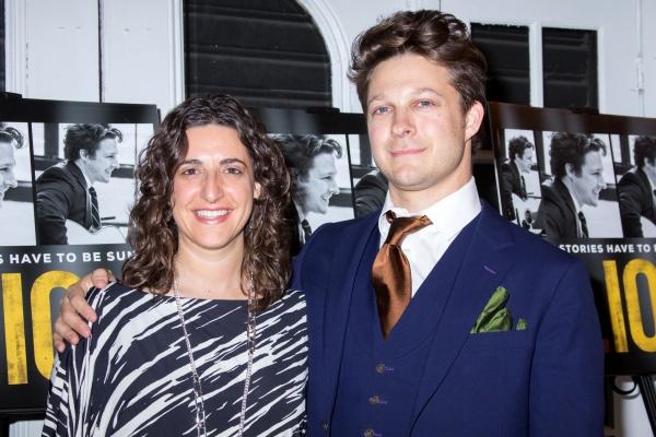 Eva Price, Benjamin Scheuer